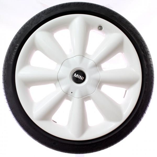 Original MINI F55 F56 F57 Sommerradsatz Cone Spoke 507 18 Zoll 6859617 RDC