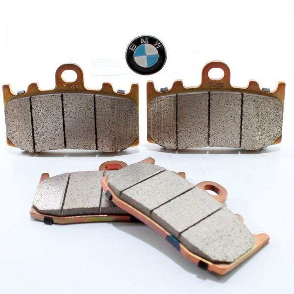 2x Original BMW Motorrad Bremsbelagsatz vorne Sintermet. K1200 R1200 HP2 8534183