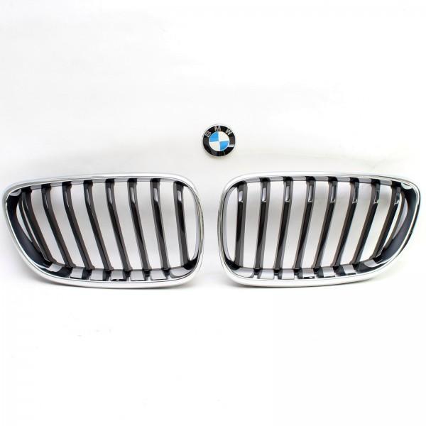 BMW 2er F22 F23 Original Ziergitter vorne links rechts Basis 51137295521+ 522