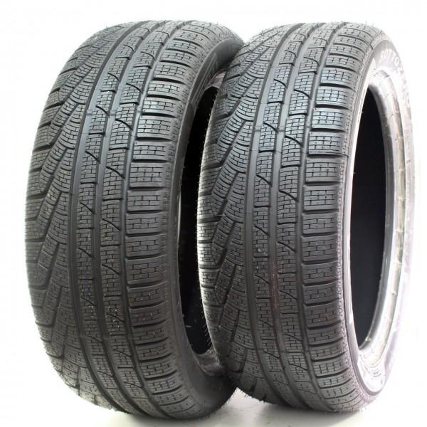 Winterreifen Pirelli W240 Sottozero II XL * RSC 245/45 R18 100V DOT18 2Stk DEMO