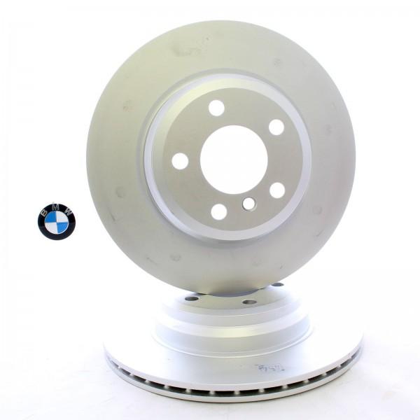 BMW 3er F30 F31 4er F32 F33 Original Bremsscheiben hinten 330x20 6864899 NEU