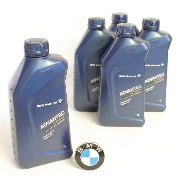 Original BMW Motorrad Motoröl Advantec Ultimate 5W40 5 Liter 83122405887