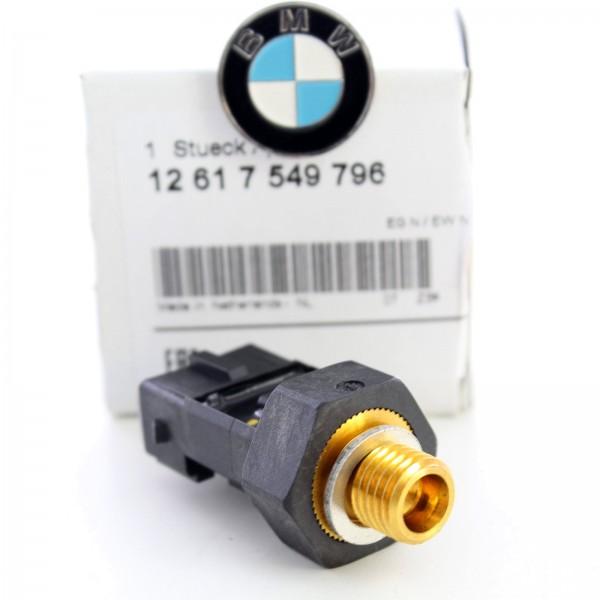 Original BMW Öldrucksensor 1er E81 E82 E87 3er E90 E91 5er E60 E61 12617549796