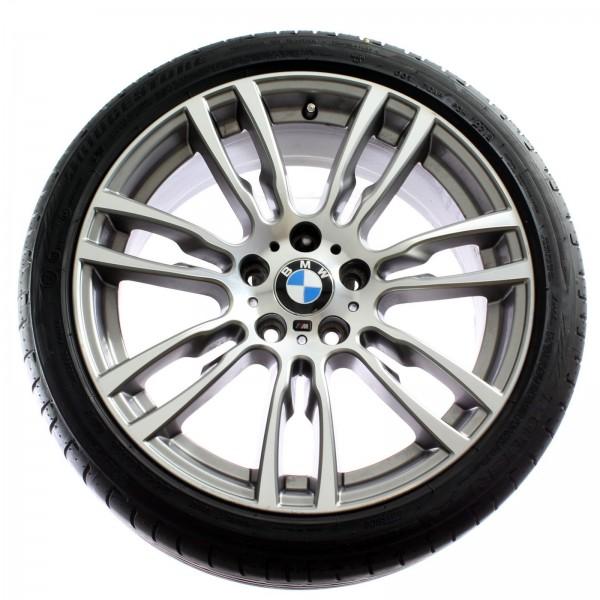 Original BMW 3er F30 F31 4er F32 F33 Sommerradsatz M Sternspeiche 403 19 Zoll