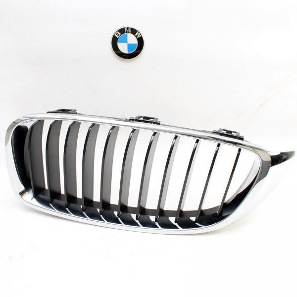 BMW 4er F32 F33 F36 Original Basis Ziergitter links 7294813 NEU