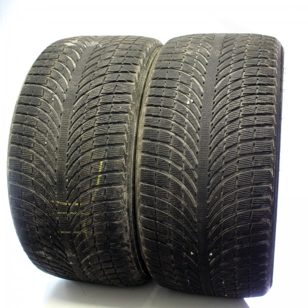 Winterreifen Michelin Latitude Alpin LA2 XL 295/35 R21 107V DOT17 2Stk