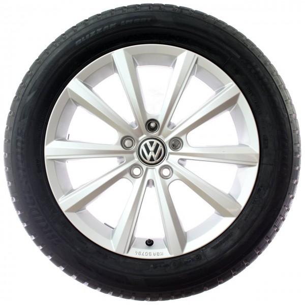 Original VW T-Roc 17 Zoll Winterkomplettradsatz Merano 2GA601025M