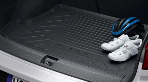 Original VW T-Roc Gepäckraumeinlage Kofferraummatte 2GA061160A NEU