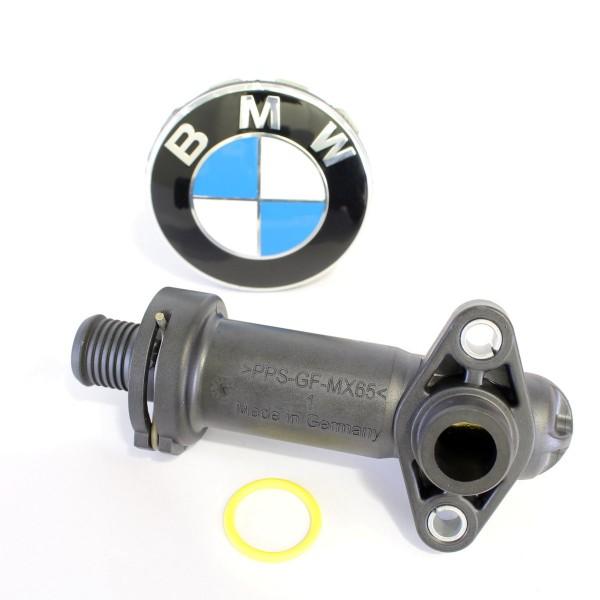 Original BMW Thermostat AGR mit Dichtung 11717787870 1er 3er 5er E87 E46 E90 E60