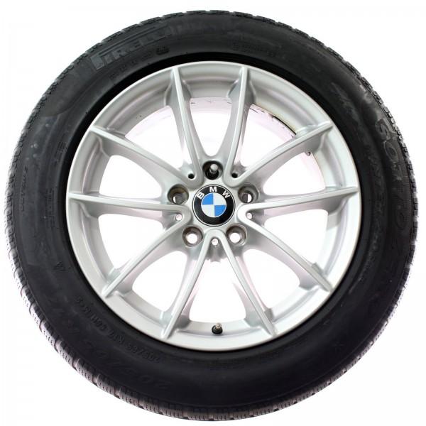 Original BMW X3 F25 X4 F26 Winterräder V-Speiche 304 17 Zoll 6787575