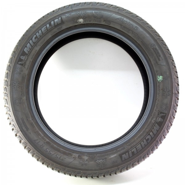 Winterreifen Michelin Alpin 5 AO 215/55 R17 94V 7,5mm DOT18 3528704785537 2Stk