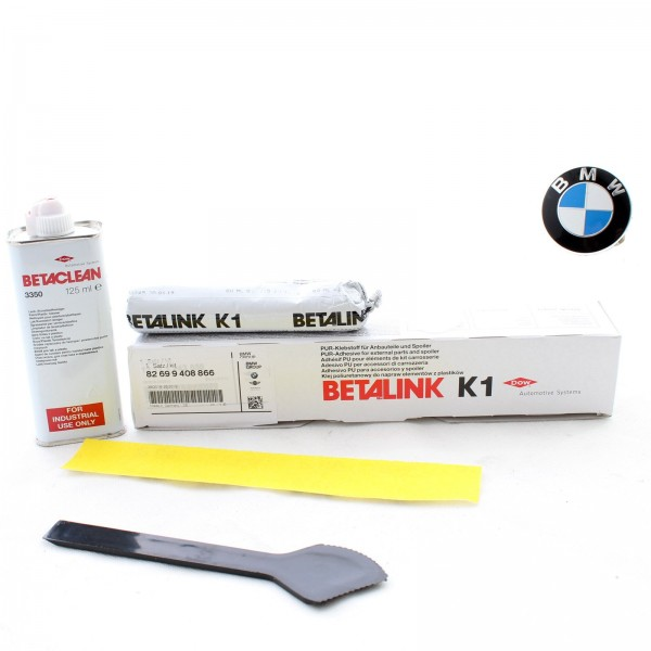 Original BMW K1 Klebstoff Klebeset Aeropakete 82699408866 83195A326D0 NEU