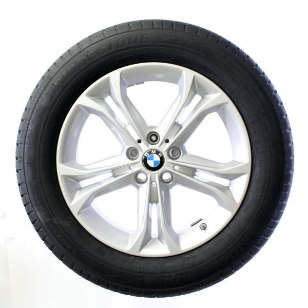 Original BMW X3 G01 X4 G02 Winterradsatz Doppelspeiche 688 18 Zoll 0003057 NEU
