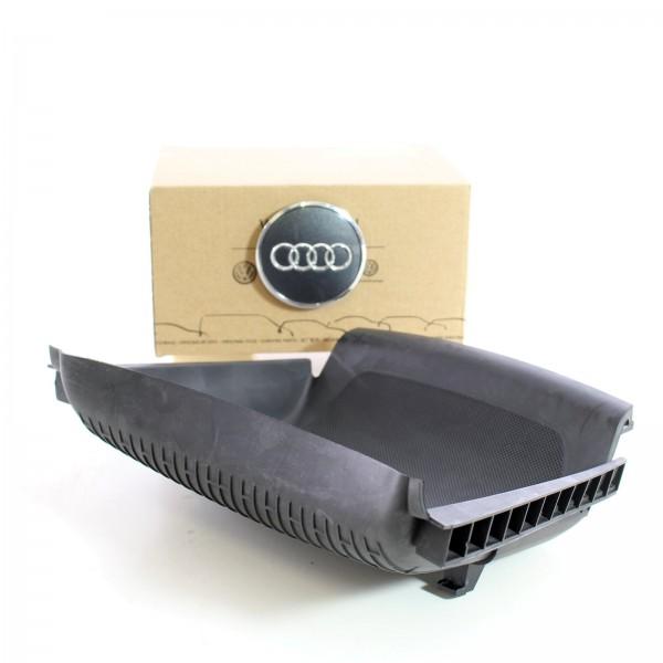 Original Audi A3 8P Ablagefach Mittelkonsole Ablage Schwarz 8P0863301A4PK