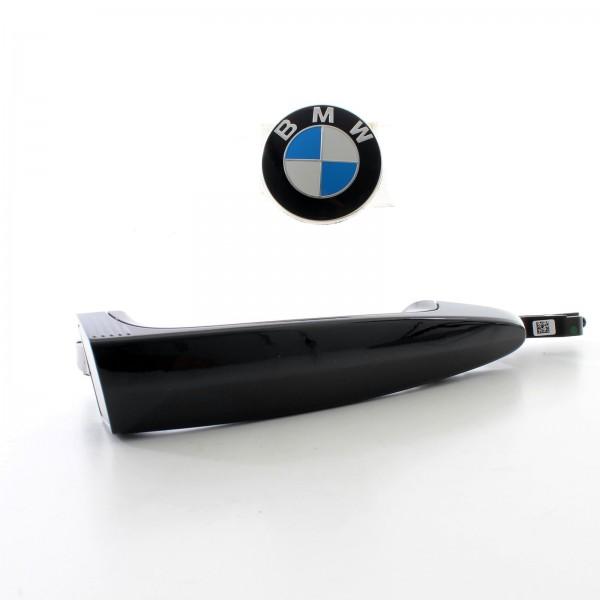 Original BMW 5er F10 F11 6er 7er F01 Türgriff Saphirschwarz Met. 51217231931 NEU