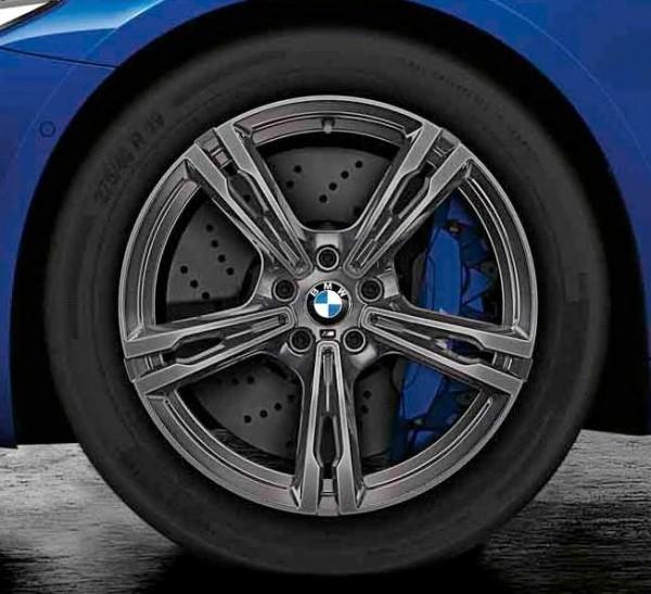 Original BMW Winterkompletträder M5 F90 Doppelsp. 705M 19 Zoll 36110003049 NEU