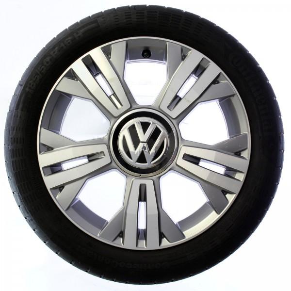 VW Up! Original 16 Zoll Sommerradsatz Kalamata 185/50 R16 81H 1S0601025BA