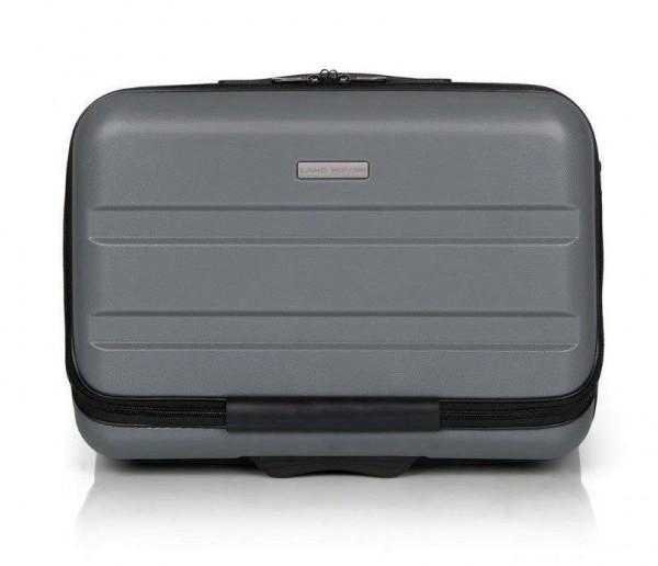 Original Land Rover Rollkoffer Hard Case Laptop Suitcase grau 51LELU261GYA NEU