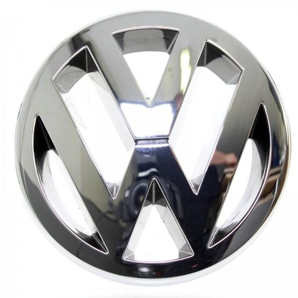 Original VW Golf V Polo 9N Emblem Logo Kühlergrill 1T0853601A FDY NEU