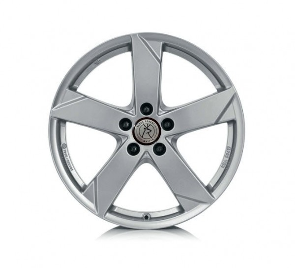 Black Forest Wheels Winterradsatz Ash 16 Zoll Silber T-Roc Touran Octavia NX NEU