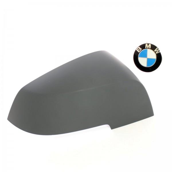 Original BMW 1er 2er 3er 4er X1 i3 Spiegelkappe vorne rechts Grundiert 7292746