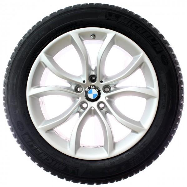 BMW X6 F16 Original 19 Zoll Winterräder Winterradsatz V-Speiche 594 RDC 6858873