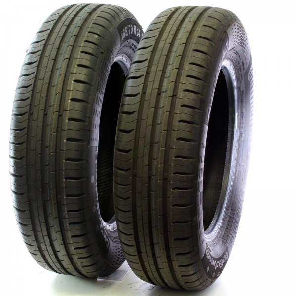 Sommerreifen Continental EcoContact 5 175/65 R14 82T DOT 2518 2Stk