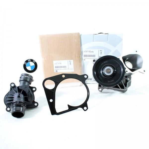 Original BMW Wasserpumpe + Thermostat 1er 3er 5er E87 E90 E60 7790472 7805811