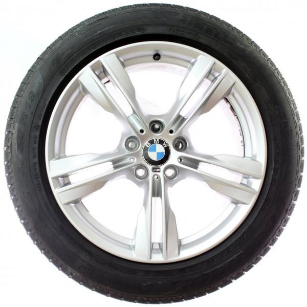 BMW X5 F15 19 Zoll Original M Doppelspeiche 467 Winterräder Winterradsatz