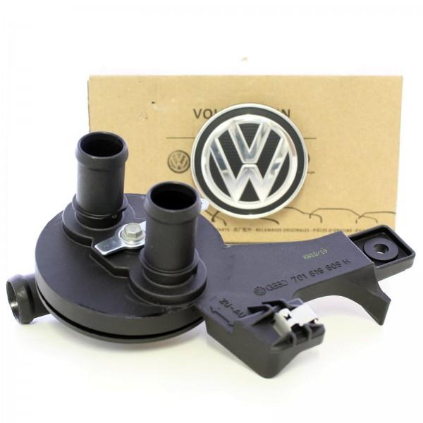 Original VW T4 Heizungsventil manuel 3 Steuerventil Regler 701819809H