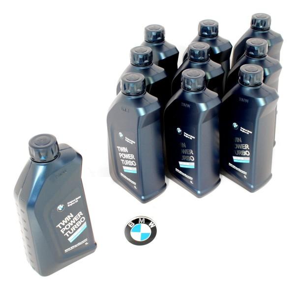 Original BMW TwinPower Turbo 10 Liter 5W30 Motoröl Longlife 2365933