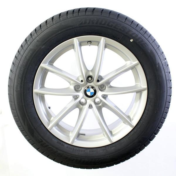 """Original BMW X3 G01 X4 G02 Winterradsatz V-Speiche 618 18"""" 36110003052 RDC NEU"""