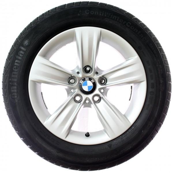 Original BMW 3er F30 F31 Winterradsatz Sternspeiche 391 225/55R16 6796237