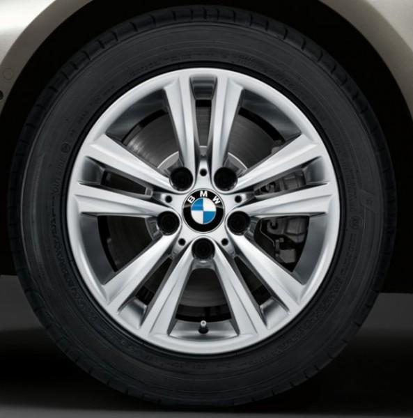 Original BMW Winterkompletträder 3er 4er 16 Zoll V-Speiche 656 36110047955 NEU