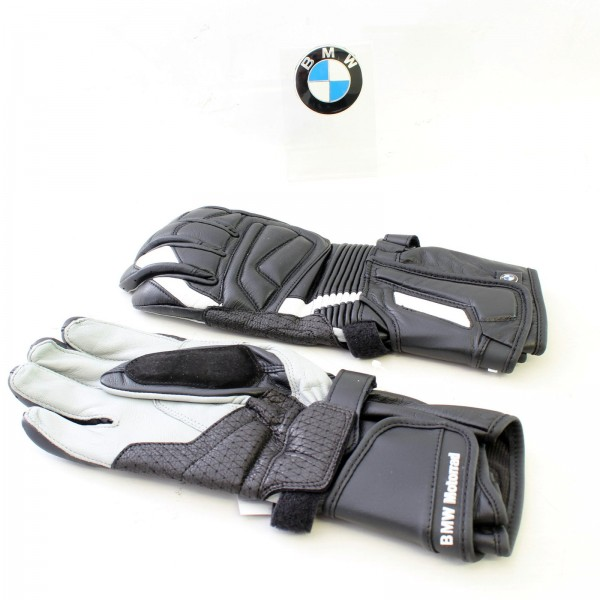 BMW Original Motorrad Handschuh Pro Sport 3 Gr. 7/7,5 Schwarz 8532334 NEU