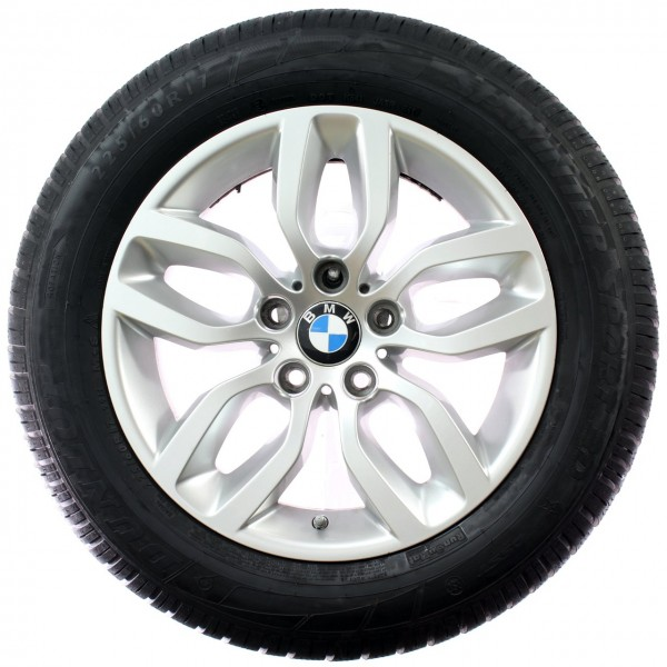 Original BMW X3 F25 X4 F26 Winterräder Y Speiche 305 225/60R17 99H RDC 6787576