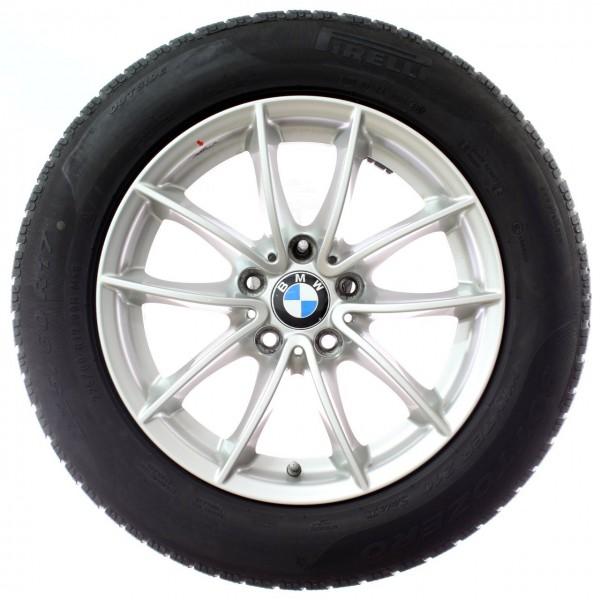 Original BMW X3 F25 X4 F26 Winterräder V-Speiche 304 6787575 225/60R17 99H