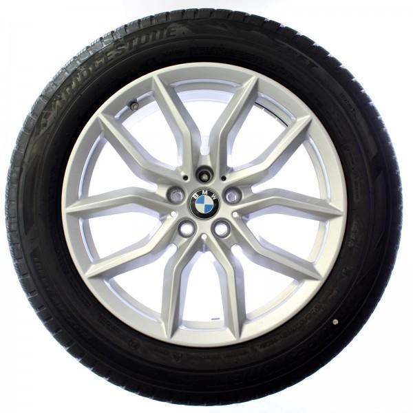 Original BMW Winterkomplettradsatz V Speiche 734 X5 G05 X6 G06 36116880685 RDC