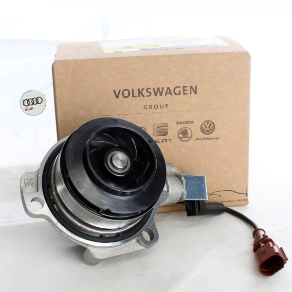 Original Audi Wasserpumpe Kühlmittelpumpe inkl. Dichtung 04L121011N NEU