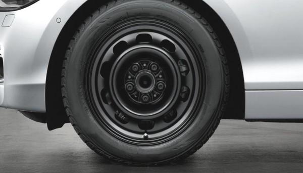 Original BMW Winterkompletträder 1er F40 Stahl 16 Zoll Conti 36112471493 NEU