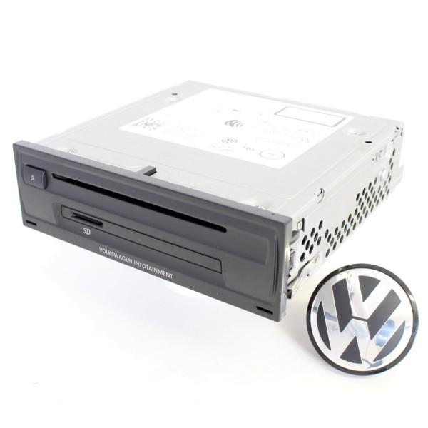 Original VW Golf VII Steuergerät Informationselektronik Radio SD/CD 3Q0035824A