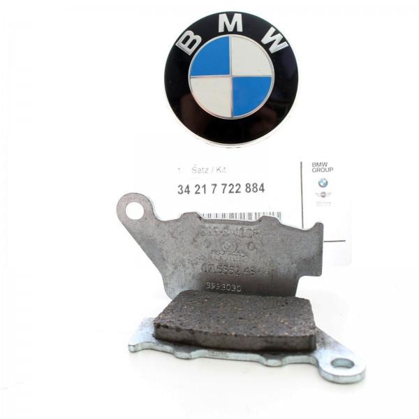 Original BMW Motorrad Bremsbeläge hinten S1000RR HP4 K42 K46 K47 K67 34217722884