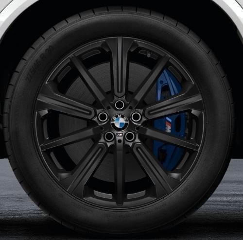Original BMW Winterkomplettradsatz M-Sternspeiche 748 X5 G05 X6 G06 2462595 RDC