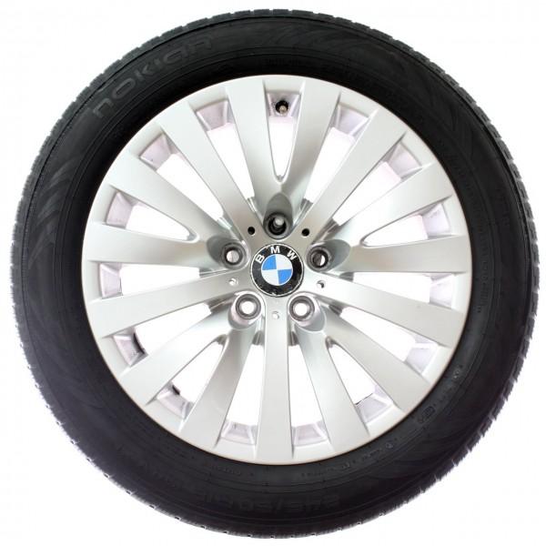 Original BMW 5er F07 GT 7er F01 Winterräder V-Speiche 254 18 Zoll 6775777