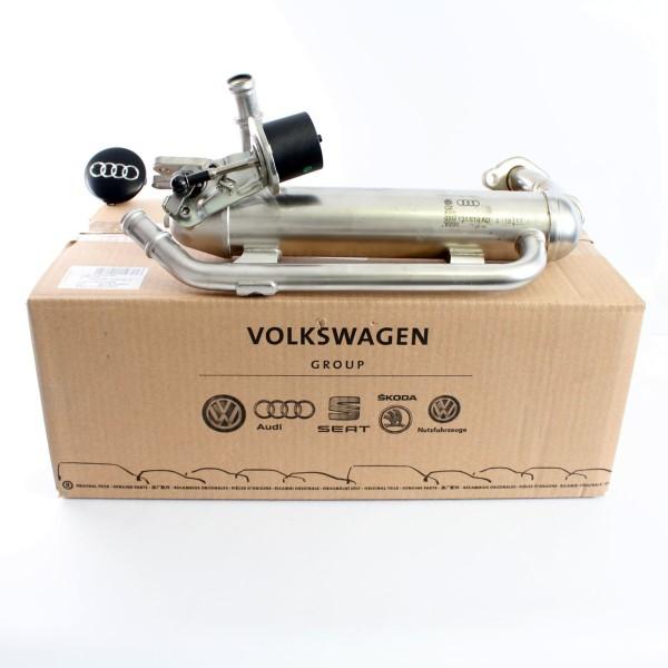 Original VW AGR Kühler Abgasrückführungskühler Regler 03G131512AD Golf NEU