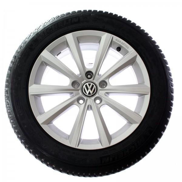 VW T-Roc Original 17 Zoll Winterkomplettradsatz Merano 2GA601025M