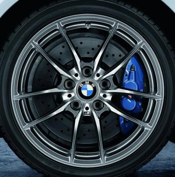 Original BMW M3/M4 F80 F82 F83 Winterräder M V-Speiche 640M 36112358493