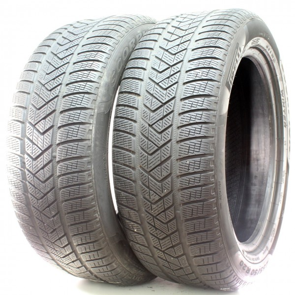 Winterreifen Pirelli Scorpion Winter AO 255/50 R20 109H 8019227232257 2Stk