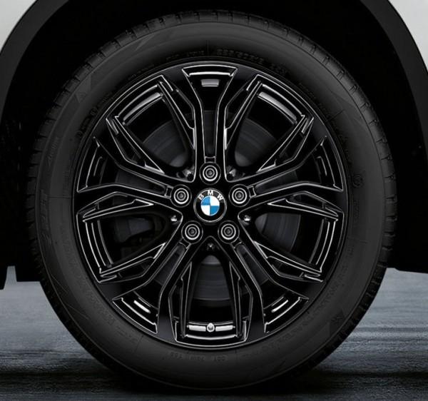 Original BMW Winterkompletträder X1 F48 X2 F39 Y-Speiche 566 36110003044 NEU